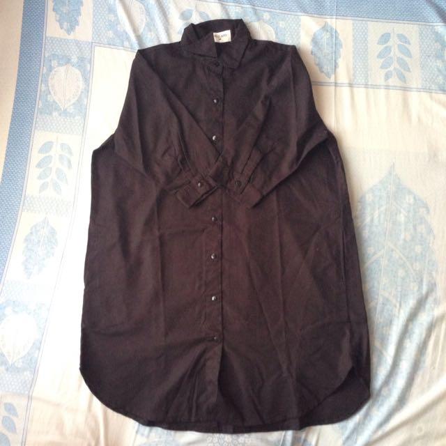 This Is April Shirt Dress