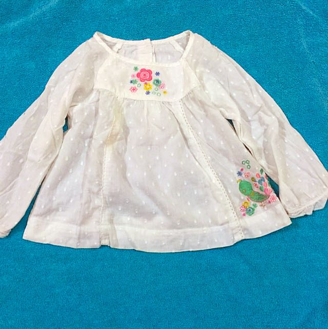 Toddlers Blouse