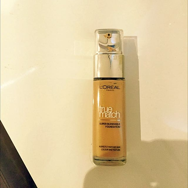 True Match Foundation For Olive Tanned Skin