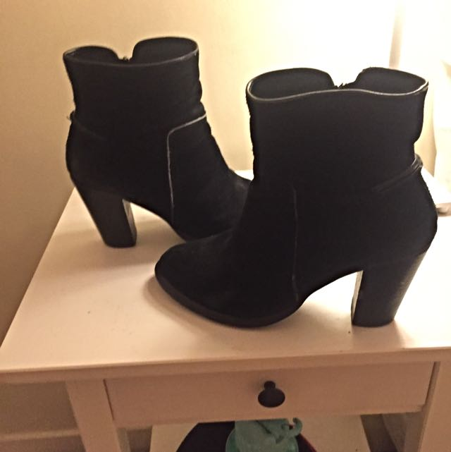 Witchery Black Boots