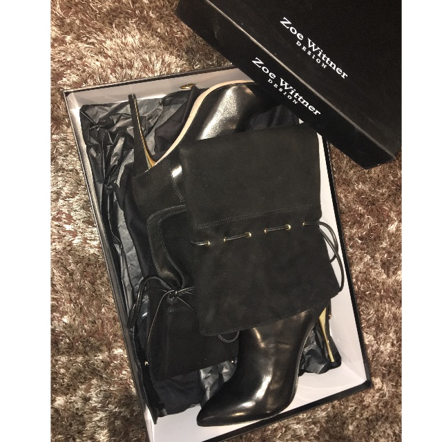 Wittner Over the Knee Boots - Natalia *genuine leather, in box*