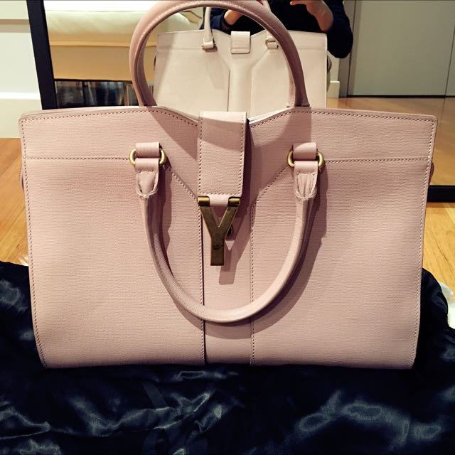 Hold. YSL Bag (L) Pink . Please Read Carefully