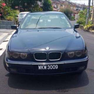BMW E39 523i 2.4