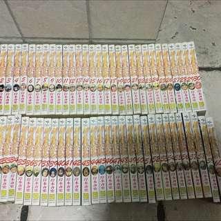 Naruto Manga (Mandarin) Vol.1-60