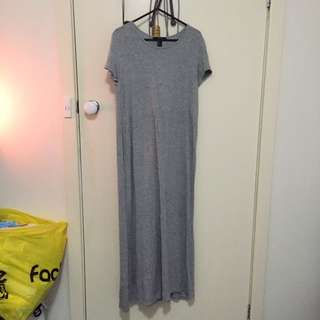 Forever 21 Long Tunic Top
