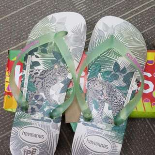 Havaianas Slippers (Limited Edition)
