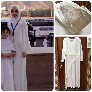 Baju Muslim+Bergo