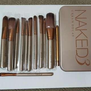 Naked Brushes