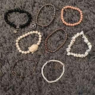 Bulk Lot bracelets