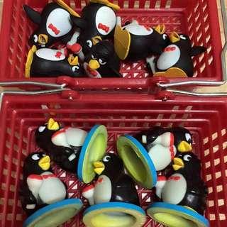 玩具總動員 吱吱 企鵝 小公仔 Wheezy