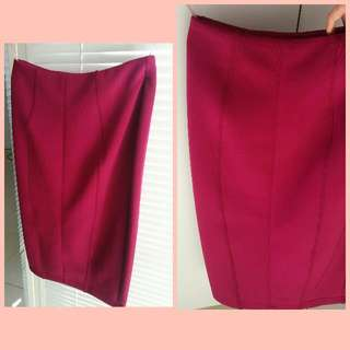 New Corporate skirt Size 6