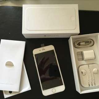 【售】8.5成新IPHONE 6 16G 銀色 過保