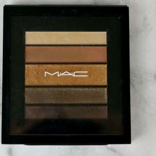 MAC Brownluxe Palette