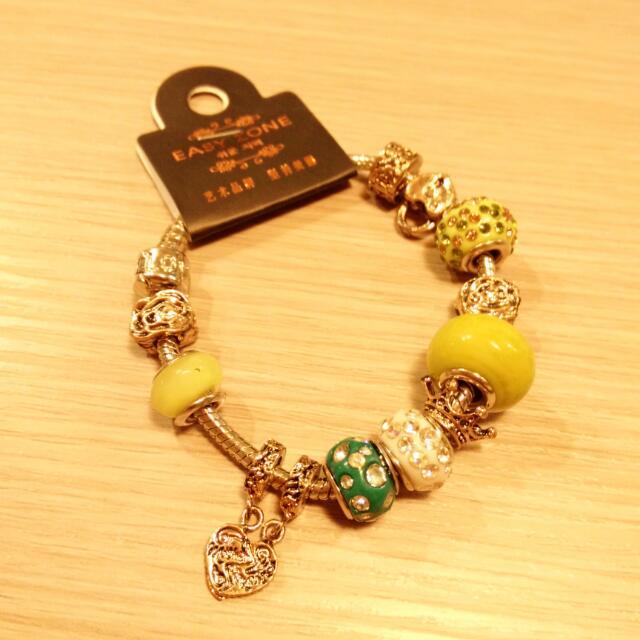 【全新】潘朵拉串珠手鍊(原價$1500)