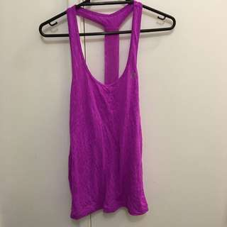 Lorna Jane Purple Singlet