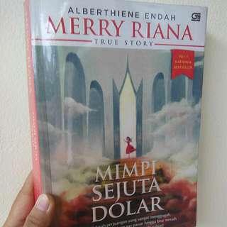 Buku Merry Riana - Mimpi Sejuta Dollar