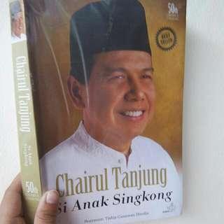 Buku Chairul Tanjung si Anak Singkong - Asli