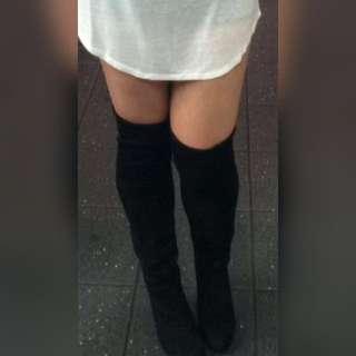 New Thigh High Boots!
