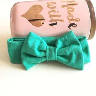 Handmade Baby Headband Stretch