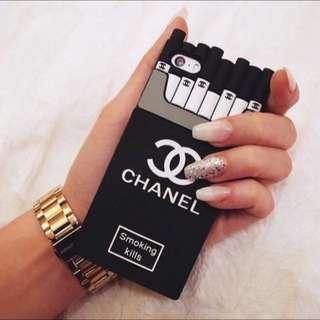 Channel Cigarette iPhone 5/5s Case