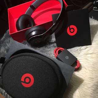 Beats Solo2 Wired (new) Price Drop