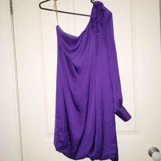 Blueberry cooper St Dress