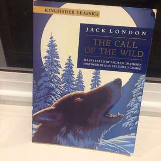 The Call Of The Wind - Jack London