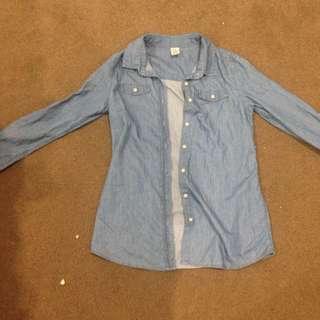 Size 12 Button Up Shirt