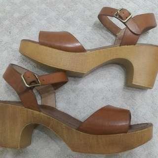 Vintage Hardly Worn Windsor Smith Clog Shoes Size 8 Paid $89.95