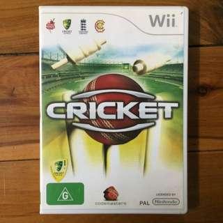 Cricket (Wii)