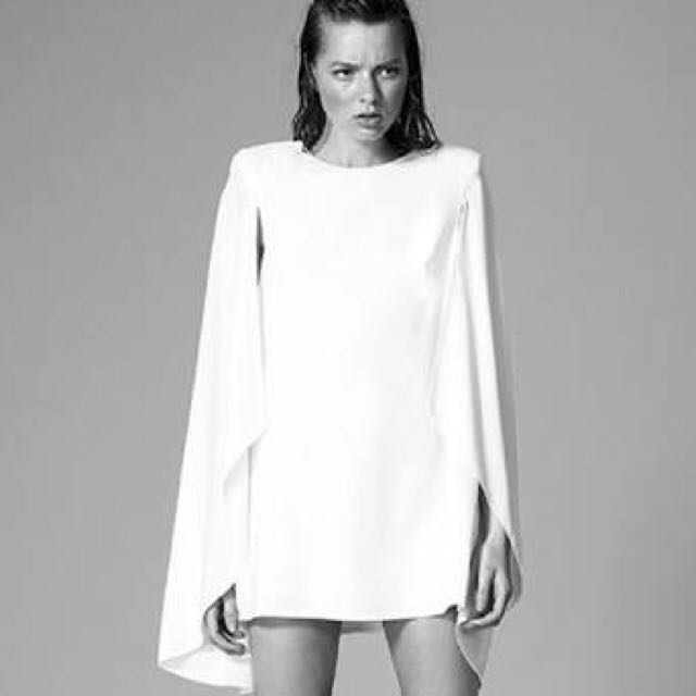 2014 White Dress By Cameo