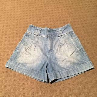 COUNTRY ROAD High Waisted Shorts