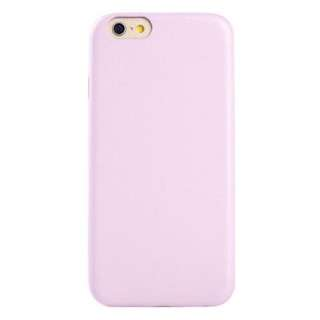Pink PU Leather iPhone 6 Cover