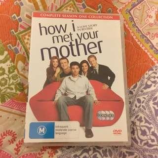 How I Met Your Mother - Season 1 | DVD