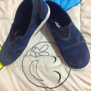 Kickers Denim Shoes