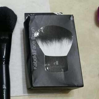 Elf 刷具 kabuki face brush