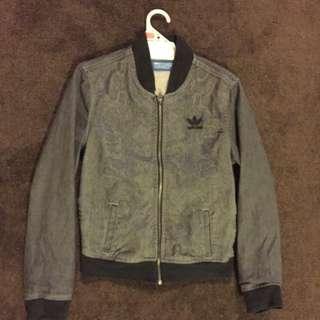 Adidas Denim Authentic Jacket