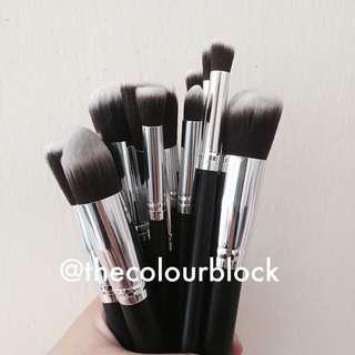 10pcs Kabuki Brush