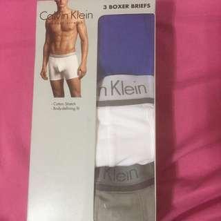 免運❗️Calvin Klein 男生內褲