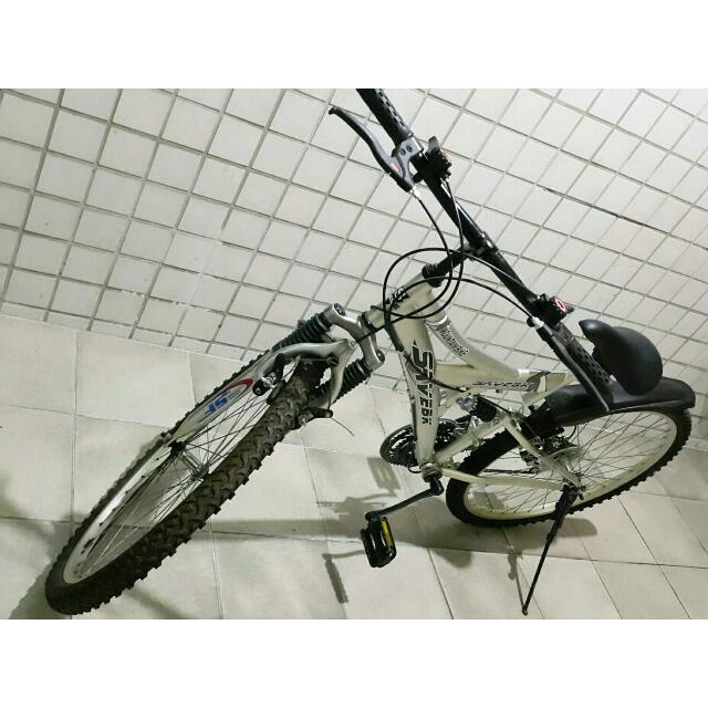 避震登山車 腳踏車 (全新)