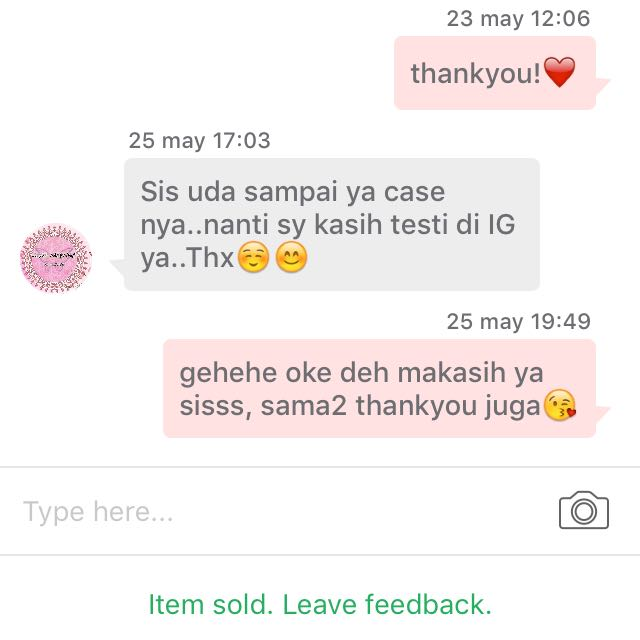 another testimonial❤️