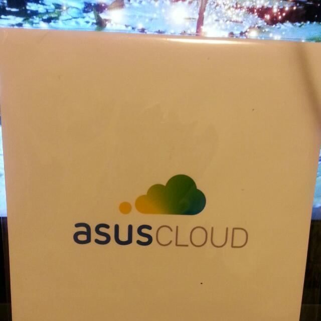 Asus Cloud 一年50GB雲端空間