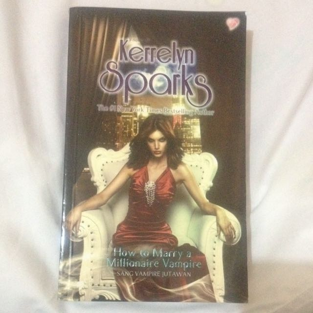 Author: Kerrelyn Sparks By Dastan Books