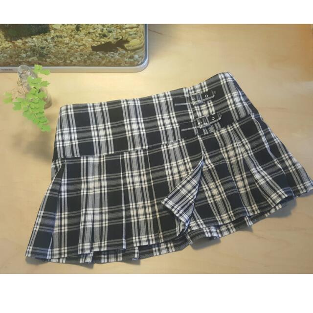 BabyDoll Mini School Skirt