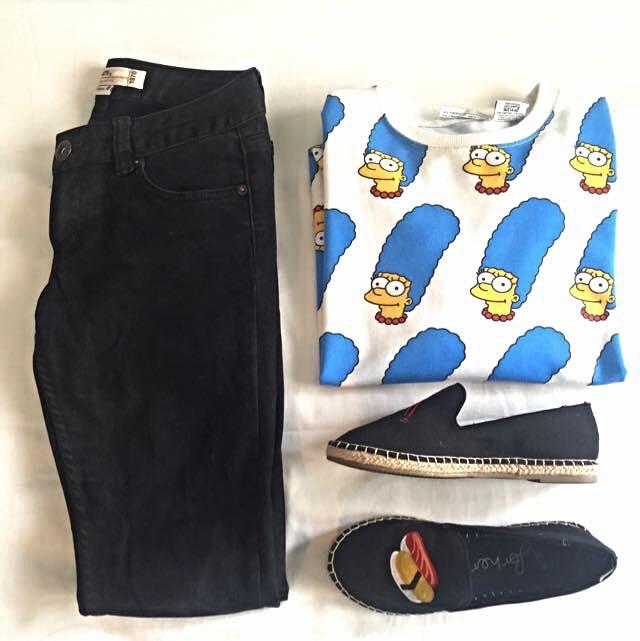 Black Just Jeans