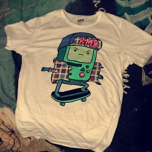 BMO Adventure Time T-shirt