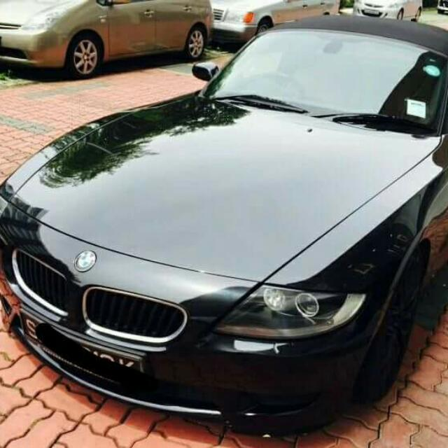 Bmw Z4 Status Sg Cars On Carousell