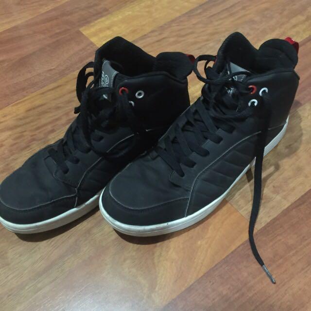 Crosshatch shoes Black Size 7UK 41EURO