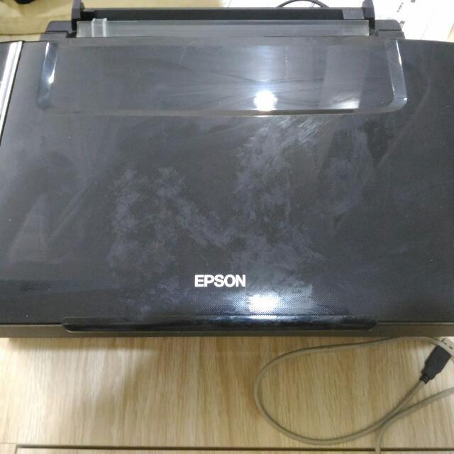 Epson Printer 印表機