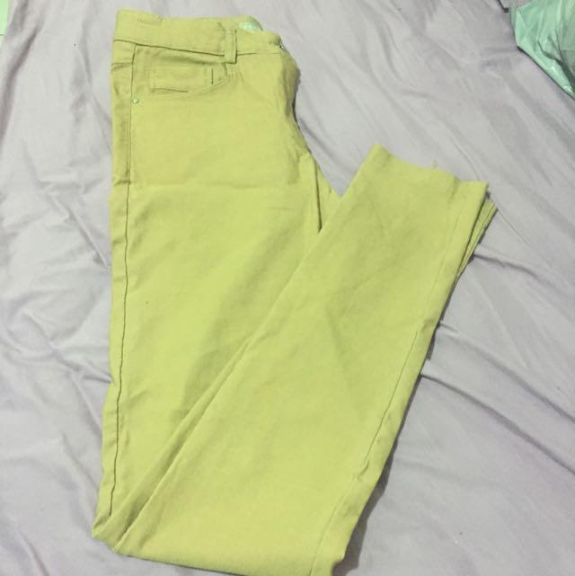 Forcast Pants Nude